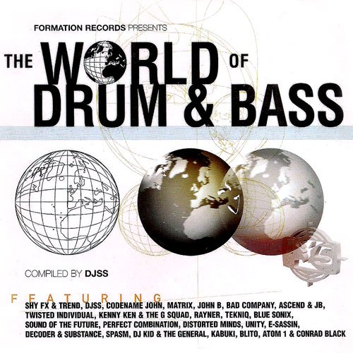 E-SASSIN - ABDUCTION (VIP REMIX) [THE WORLD OF DRUM & BASS]
