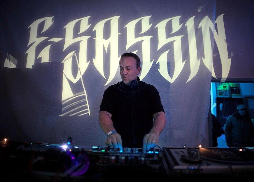 DJ E-Sassin