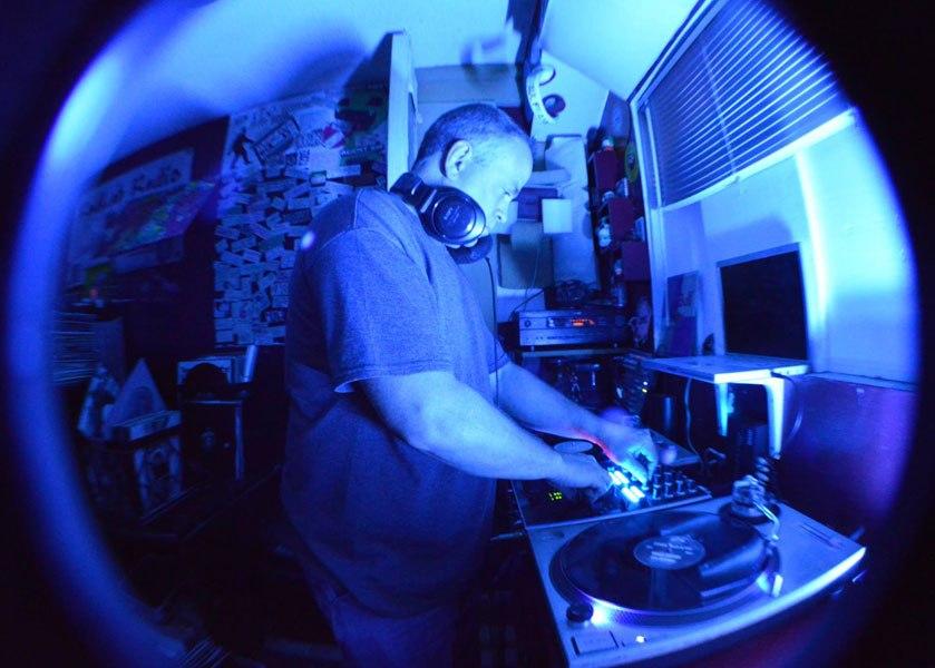 E-Sassin at RedLab Radio