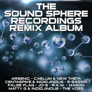 THE SOUND SPHERE RECORDINGS REMIX ALBUM