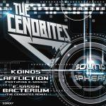 SSR017 – CENOBITES KOINOS / AFFLICTION (feat. E-SASSIN) / BACTERIUM (CENOBITES REMIX)