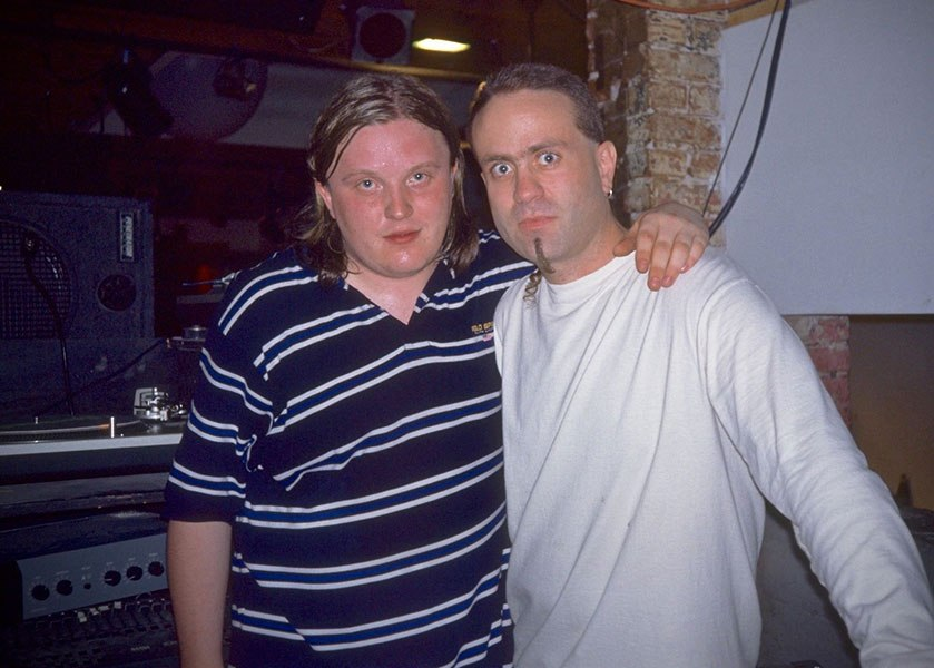 DJ Trace & E-Sassin